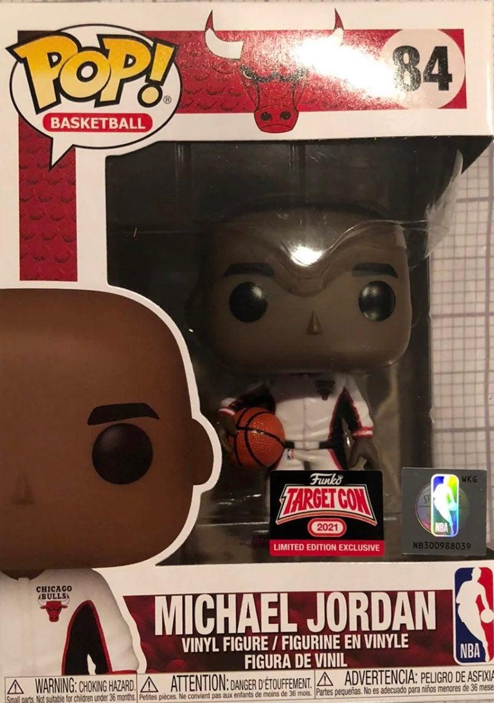 Michael Jordan Funko Pop Targetcon