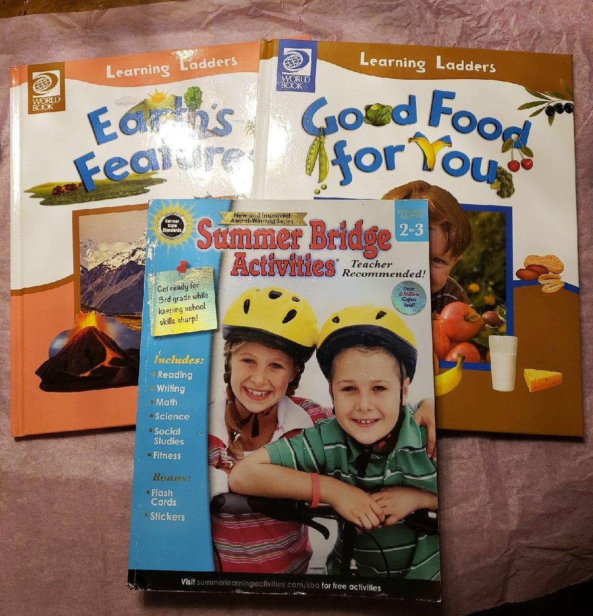 Learning Children's Books