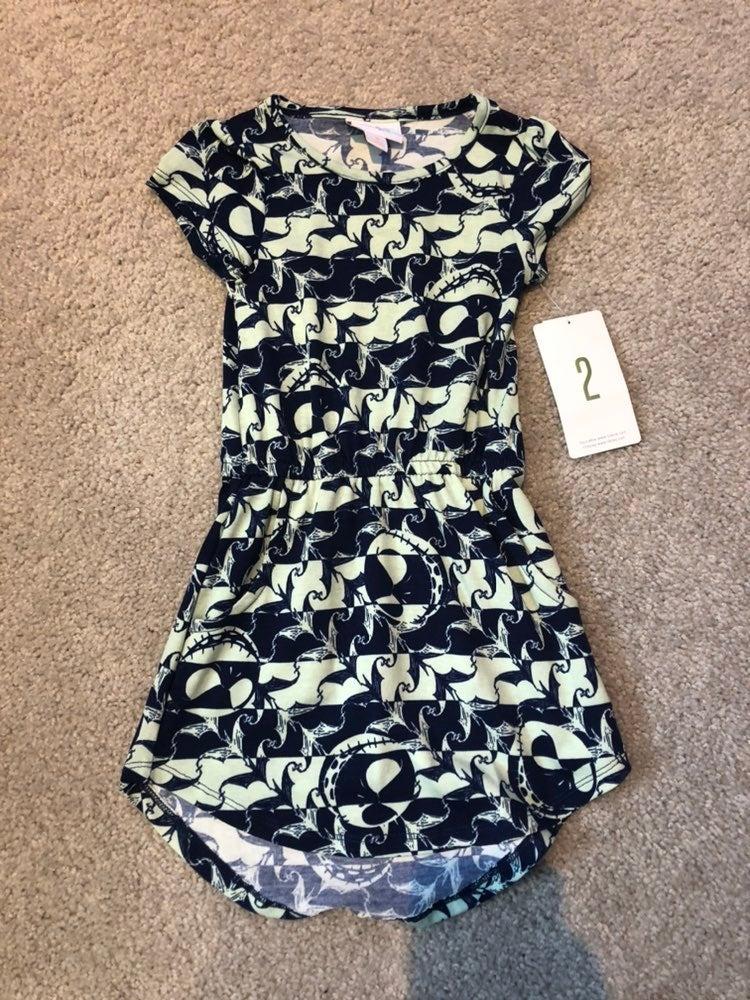 NEW Lularoe Kids Mae Dress (2)