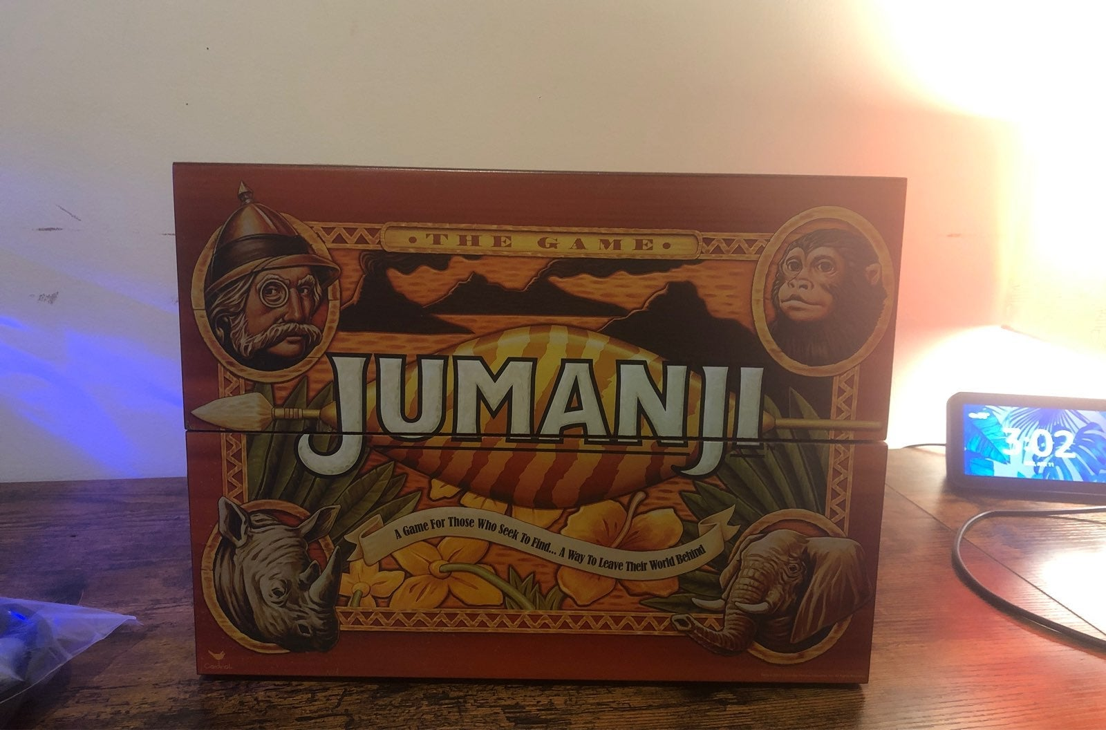 Jumanji Board Game