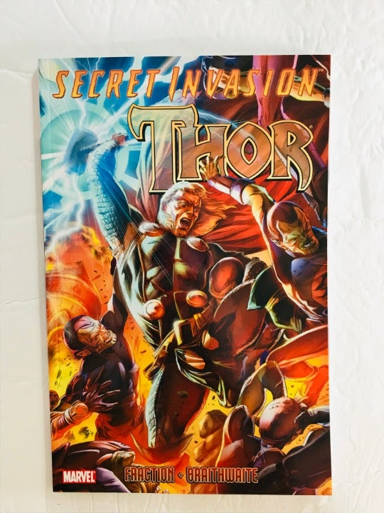 Secret Invasion: Thor Graphic Novel