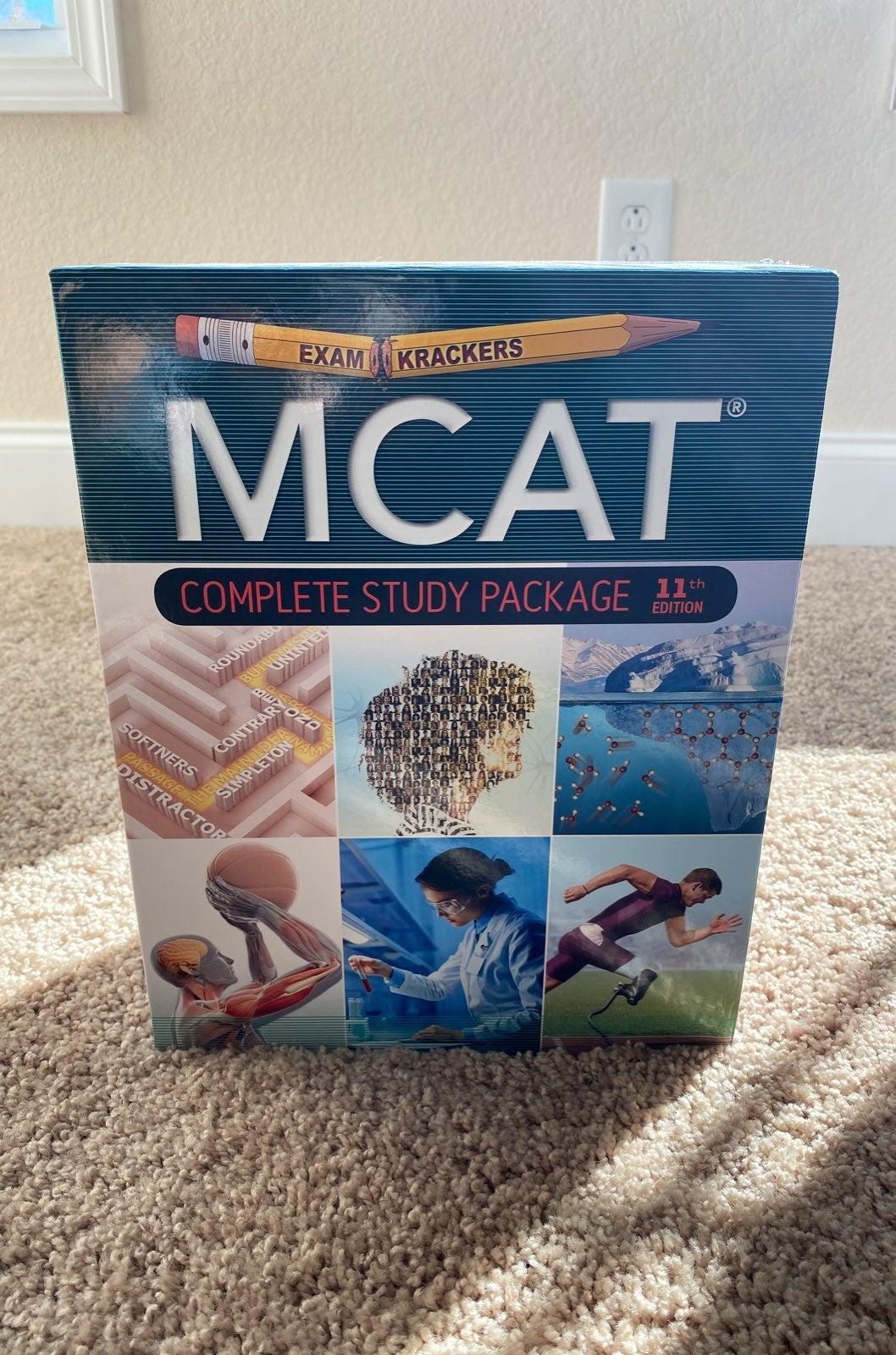 Examkrackers MCAT 11th edition