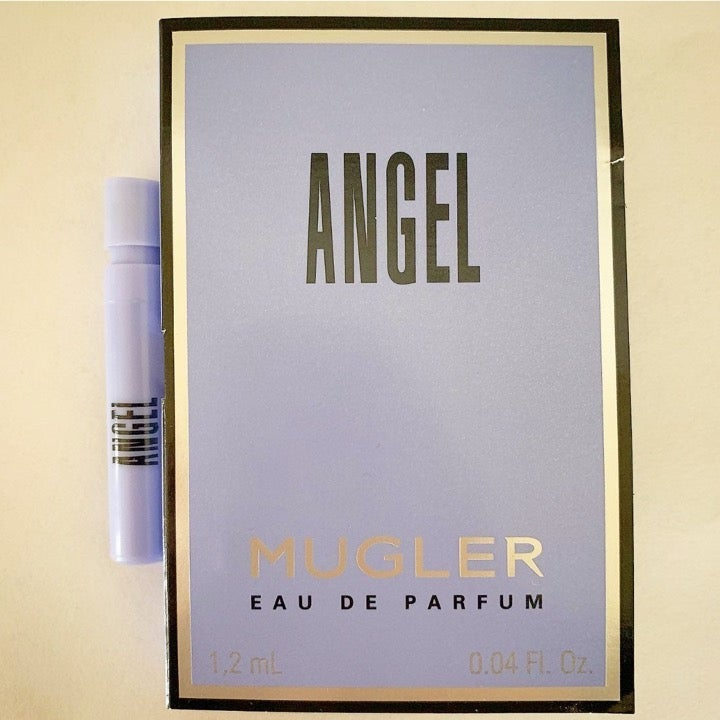 Thierry Mugler angel perfume trial size