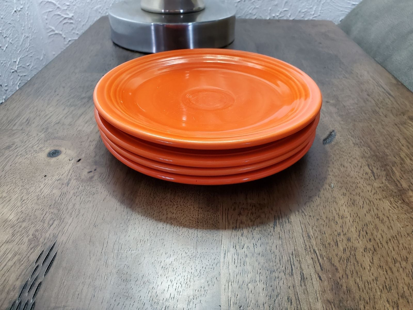Vintage Fiesta Bread and Butter Plates