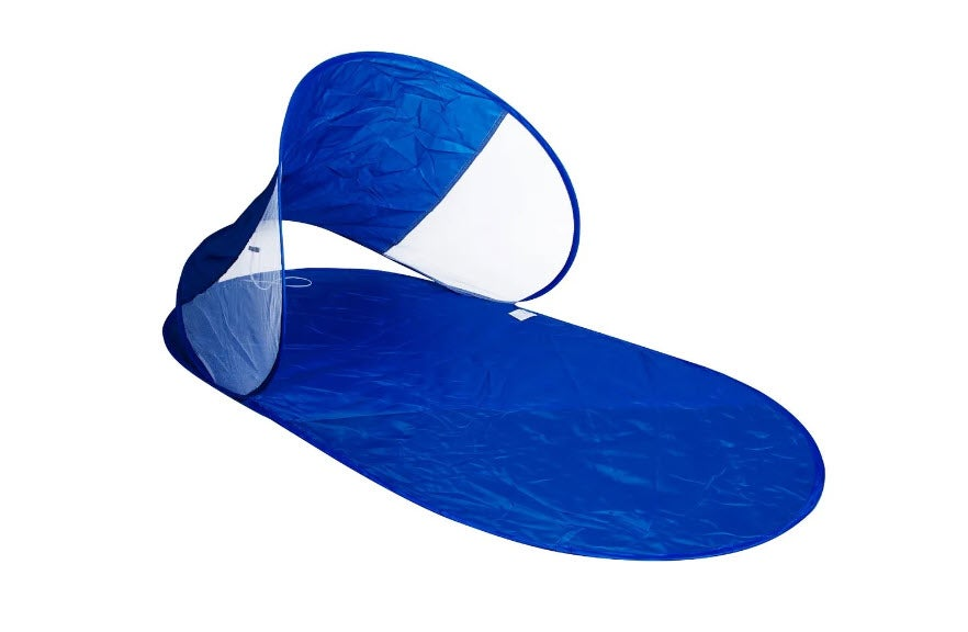 portable pop-up tent & beach mat