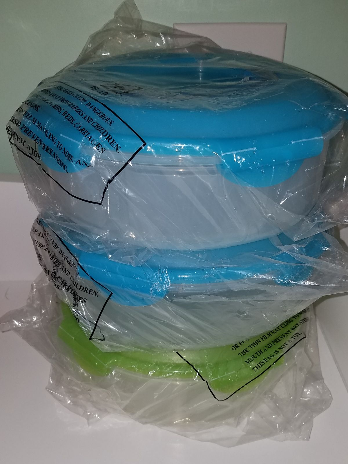 Food Storage Tupperware Containers