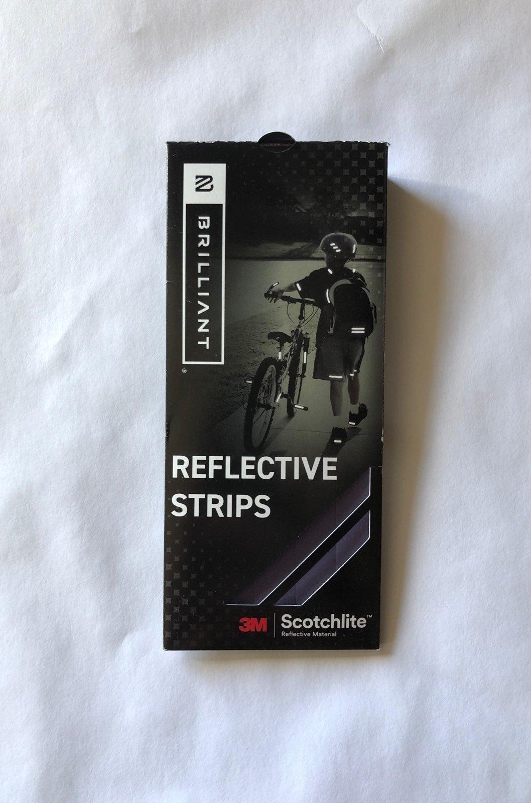 3M Stick On Scotchlite Reflective Safety