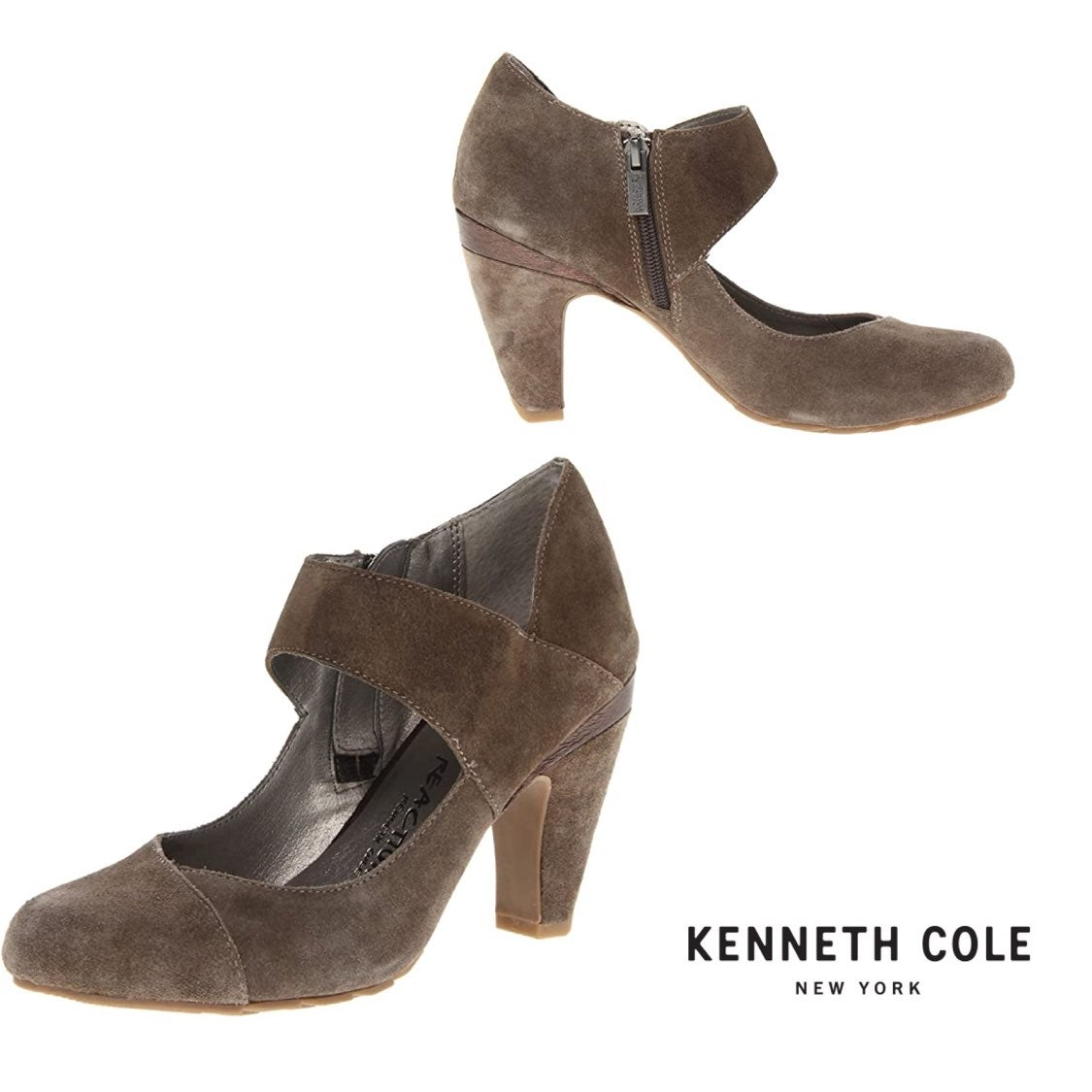 Kenneth Cole Women Spicy Juice Mary Jane