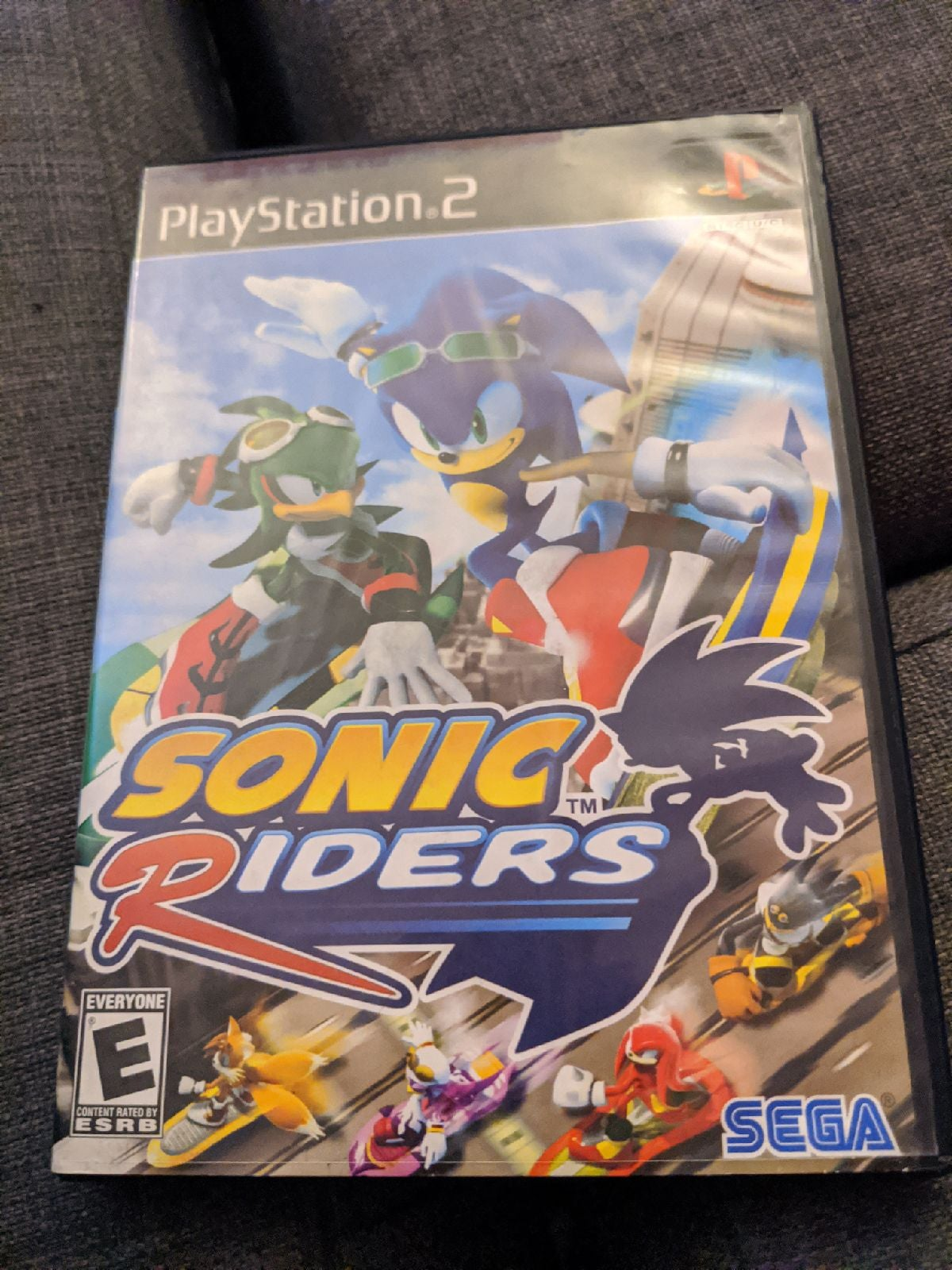 Sonic Riders for PS2