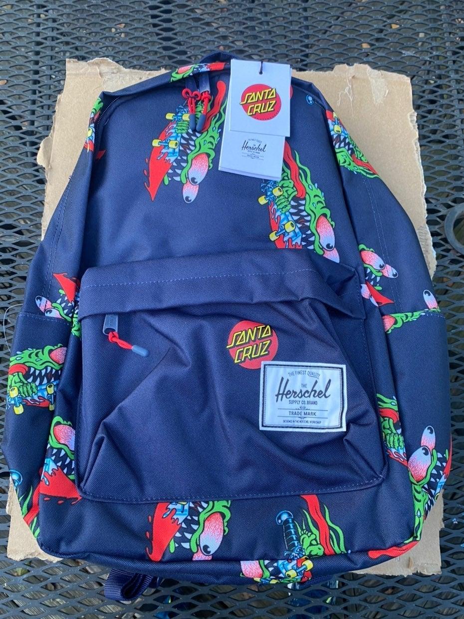 Herschel X Santa Cruz Backpack Skater