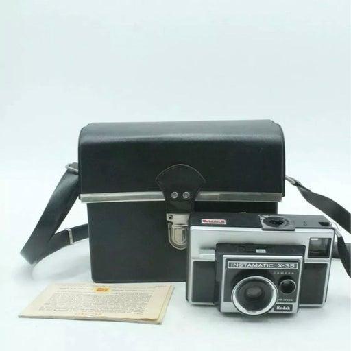Vintage Kodak Instamatic X-35 Camera