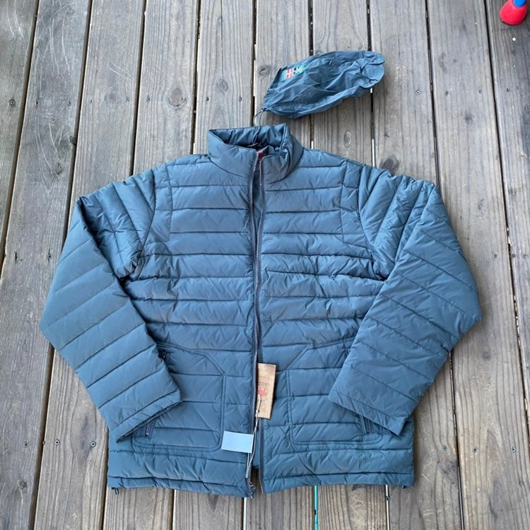 Dakota Grizzly Packable Puffer Jacket