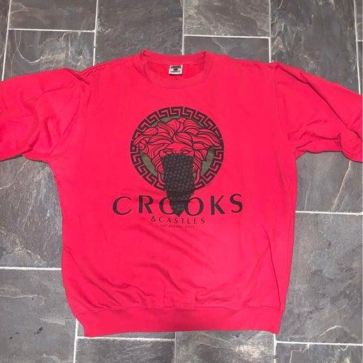 Crooks and Castles Crewneck
