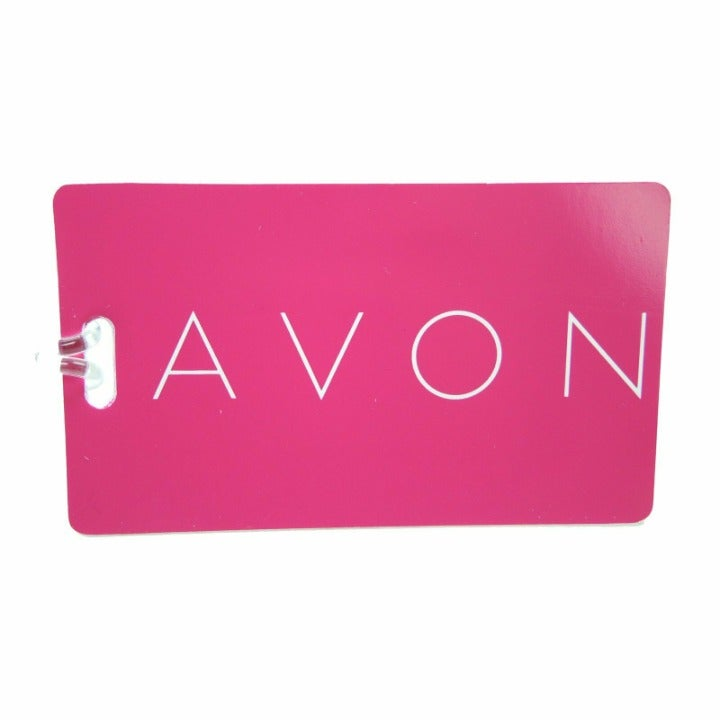 Avon Luggage Tag (Pink)