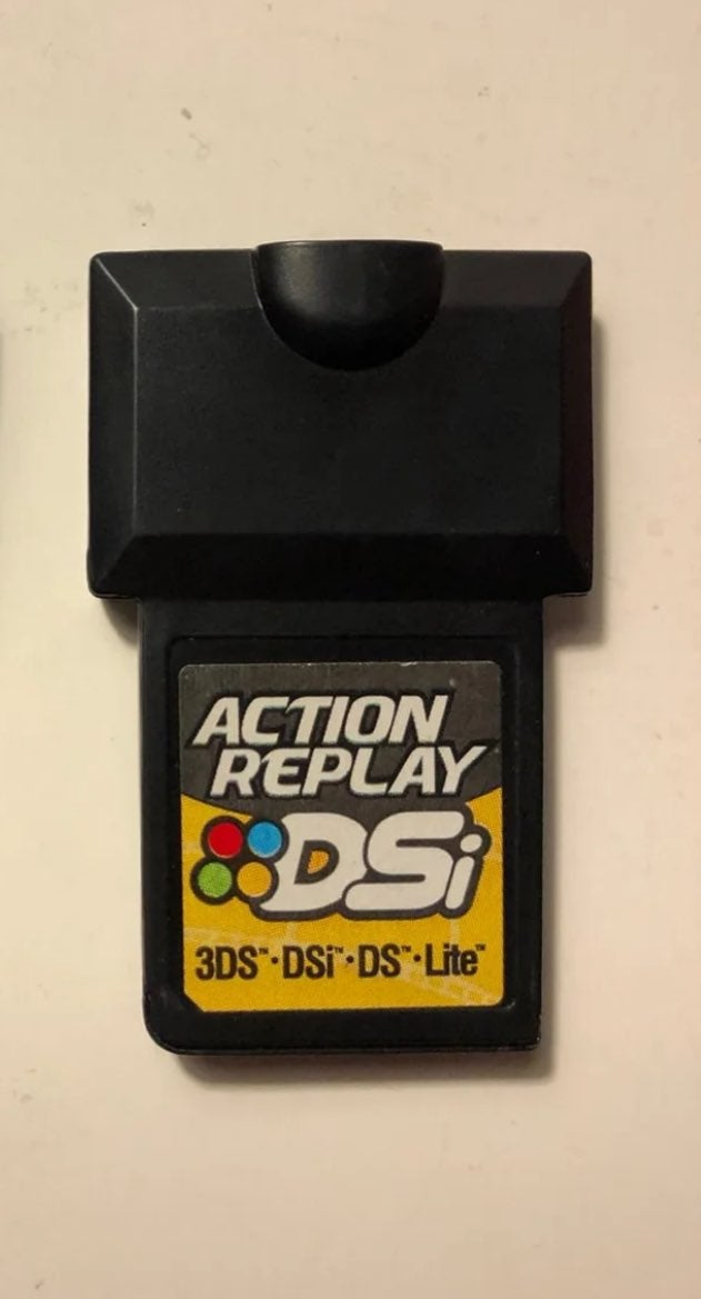 Action Replay Dsi - Nintendo DS