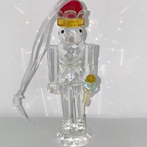 Amazing Crystal Ornament-Nutcracker!