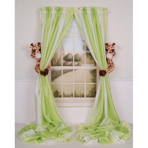 Giraffe Nursery Curtain Tieback Holders2