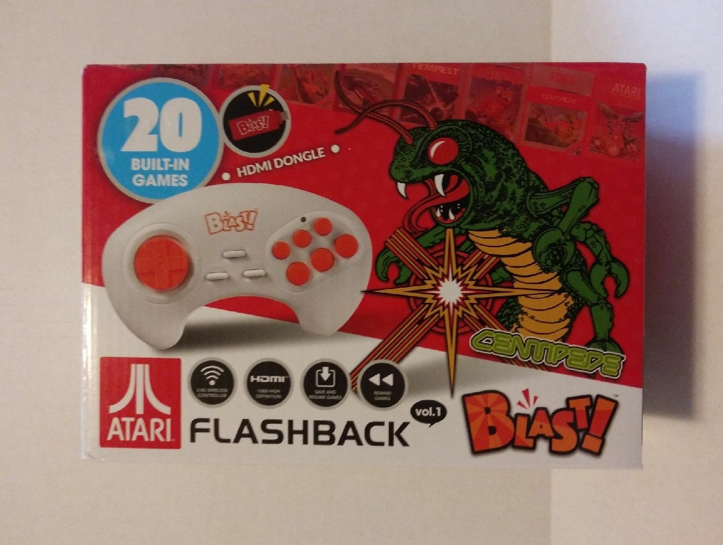 Atari Flashback Console 20 Built in Game