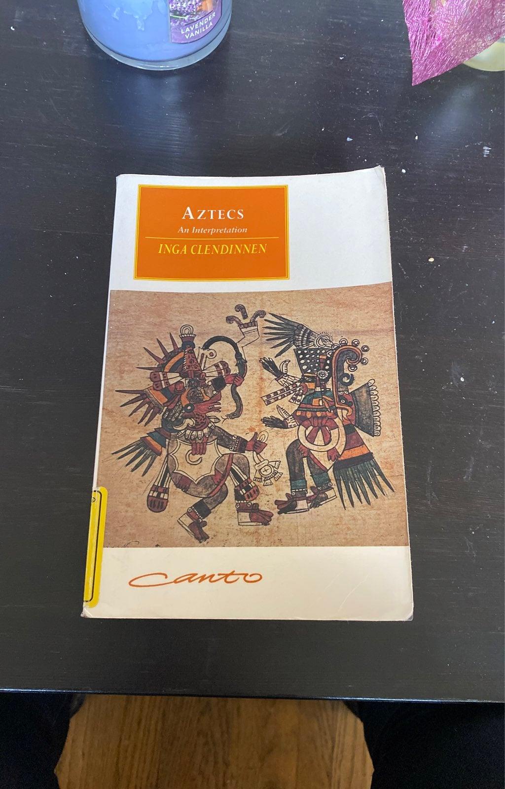 """""""Aztecs: An Interpretation"""" by Inga Clen"""