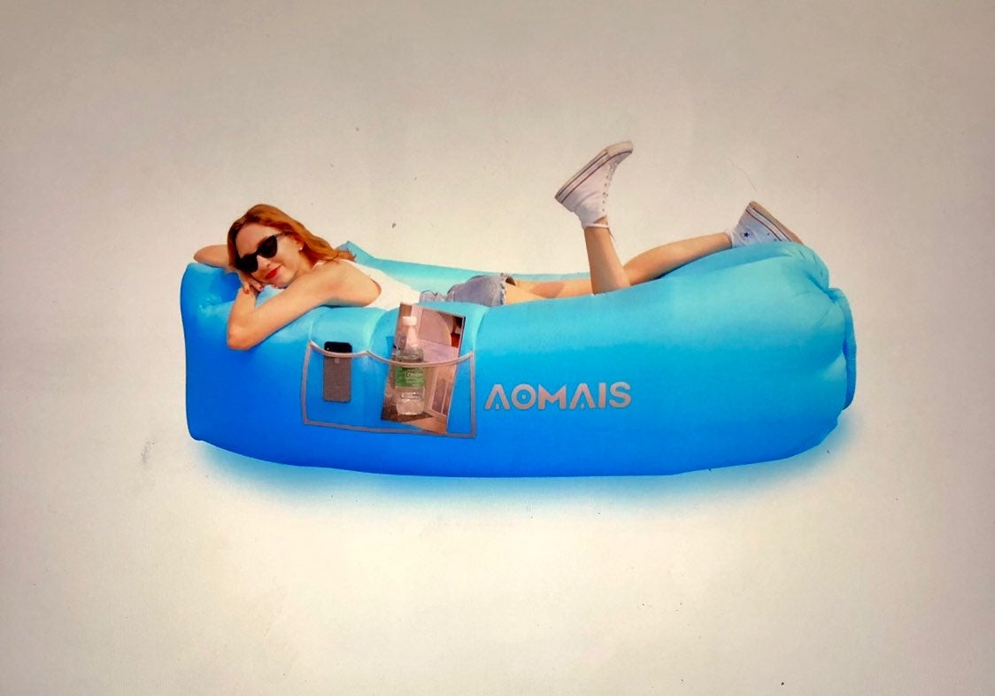Inflatable Lounger (new)