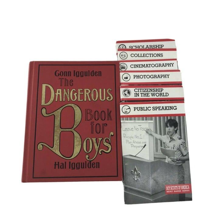 The Dangerous Book For Boys Bundle