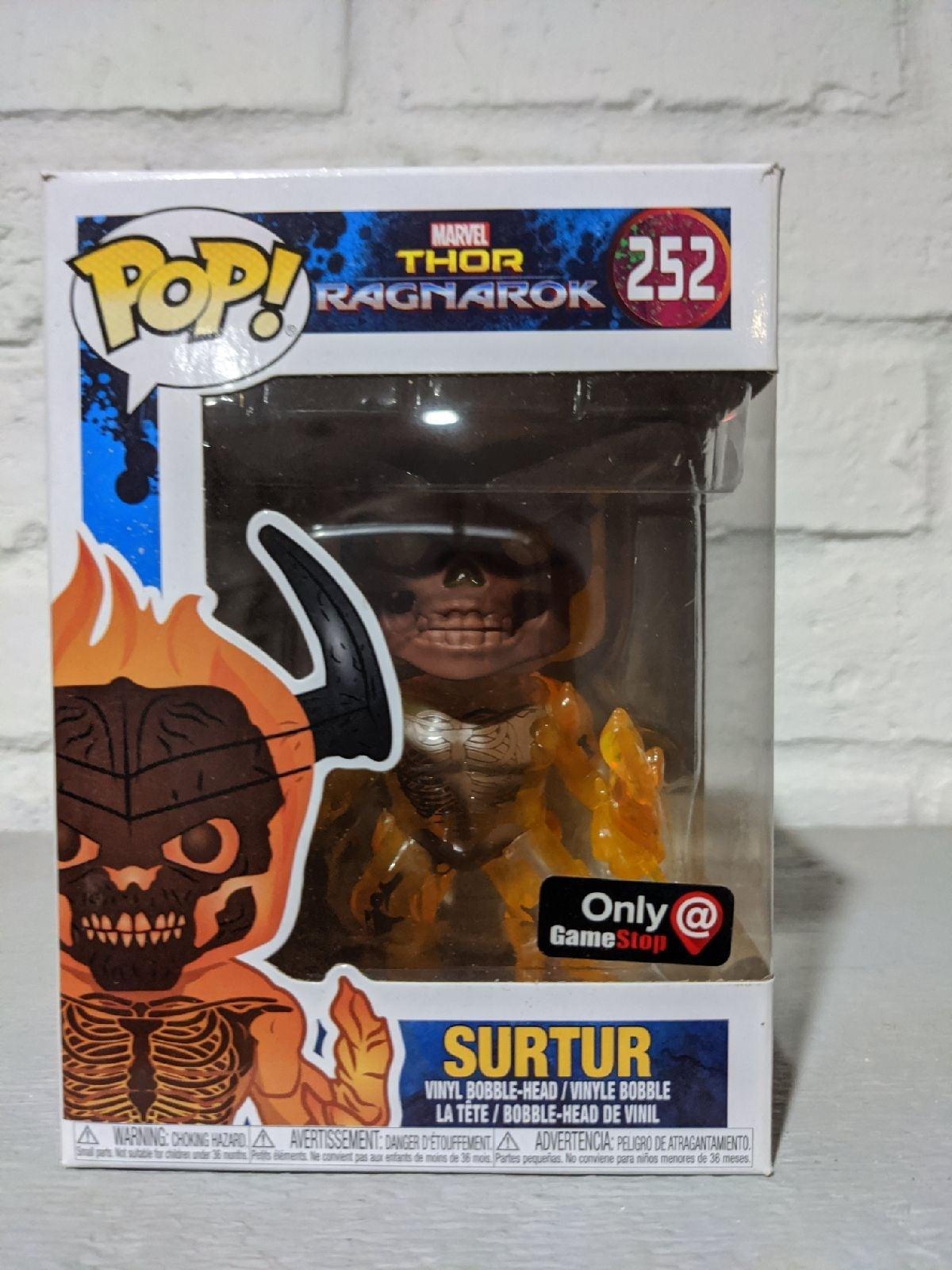 Surtur Funko Pop GameStop exclusive