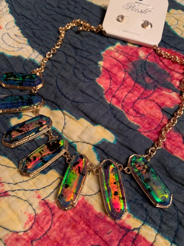 NWT Hush Jewelry Set