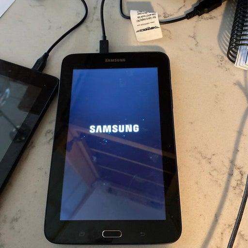 Samsung tablet tab lite