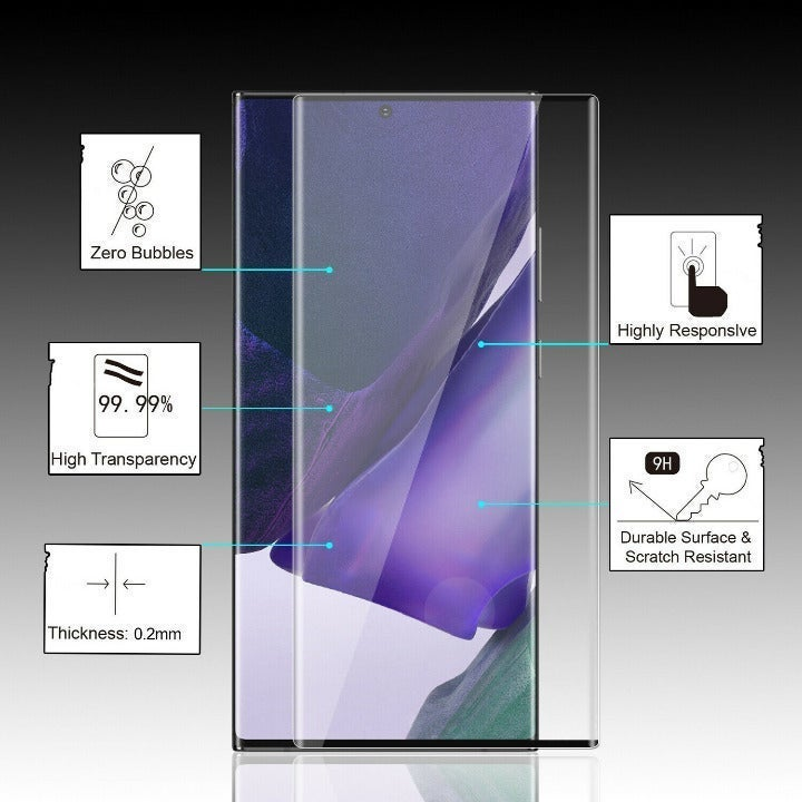 Samsung Galaxy Tempered Screen Protector