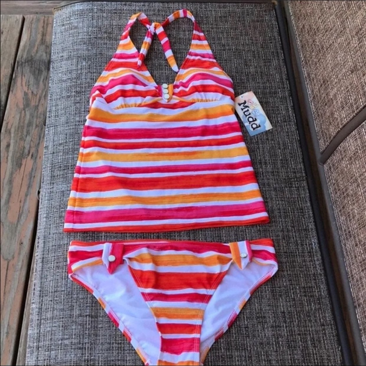 Two Piece Swimsuit M NWT