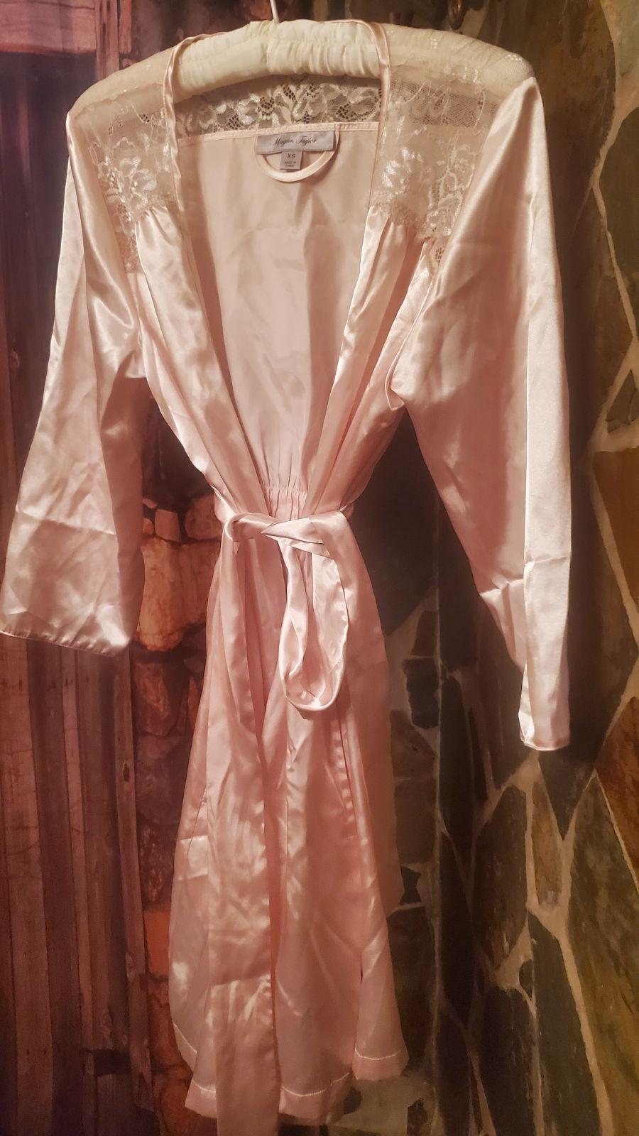Vintage Morgan Taylor Short Robe, XS