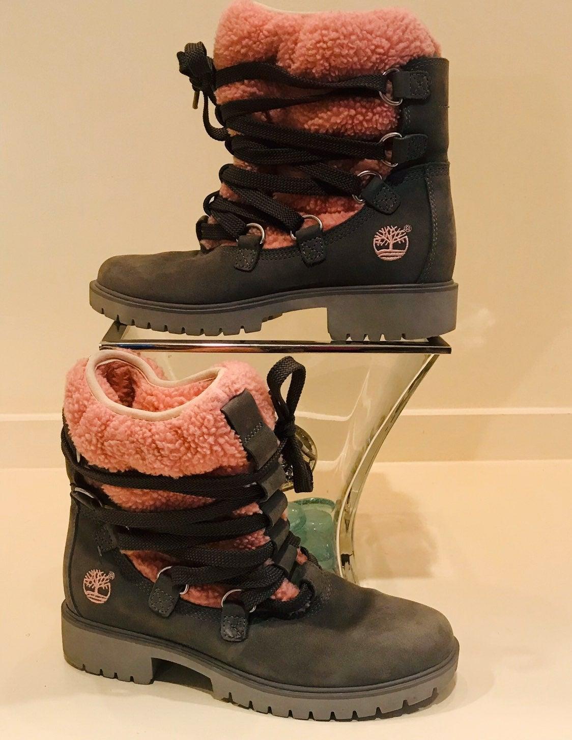 Timberland boots women, sz 6