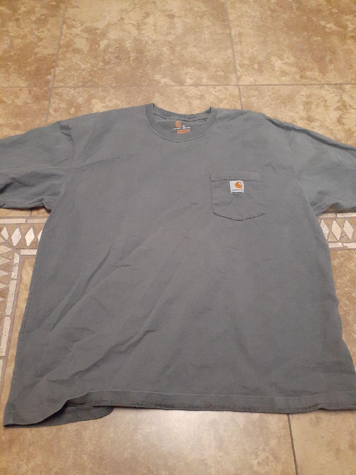 Carhartt T-shirt Mens XL