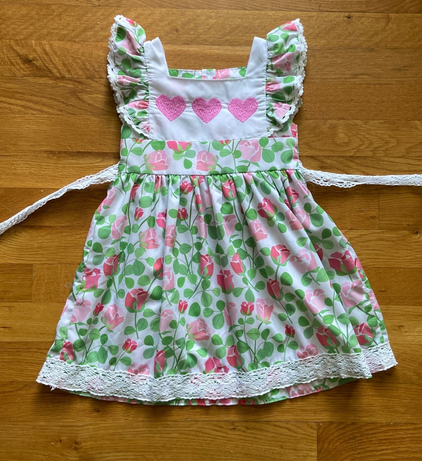 Smocked Sweets Dress