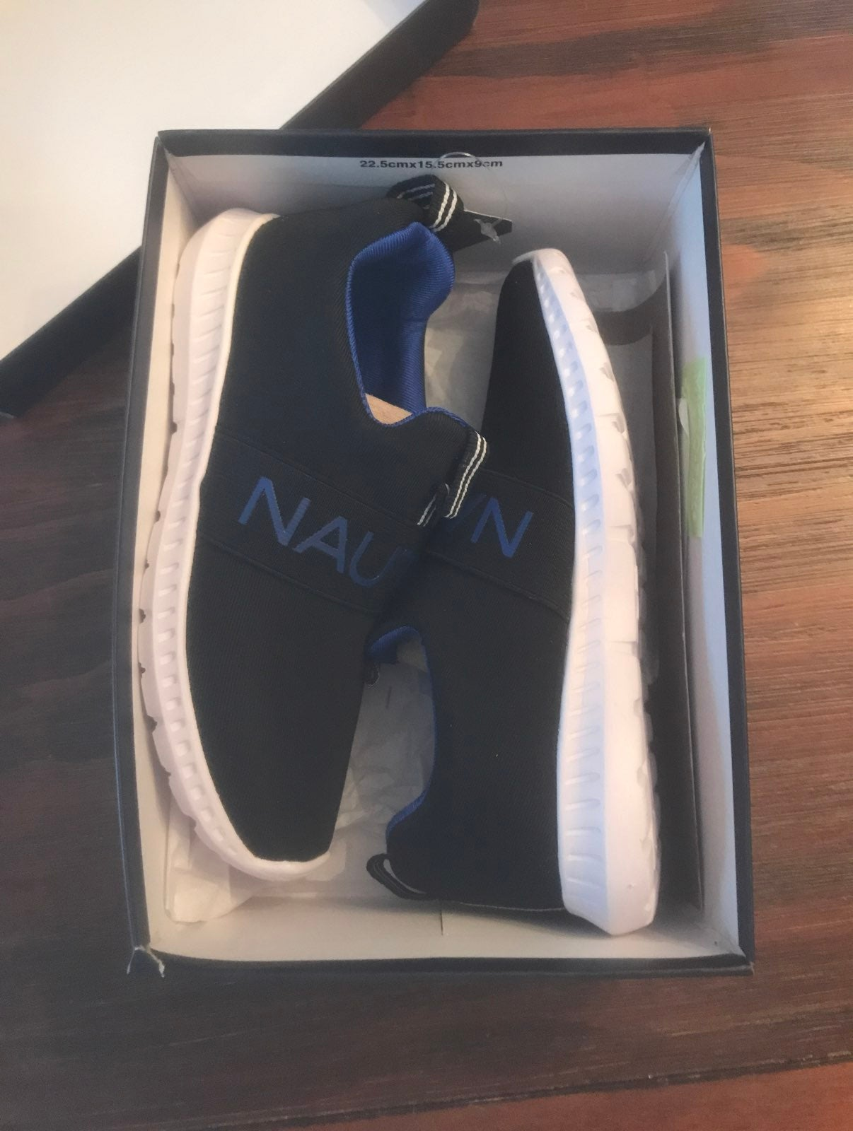 NIB toddler size 12 sneakers