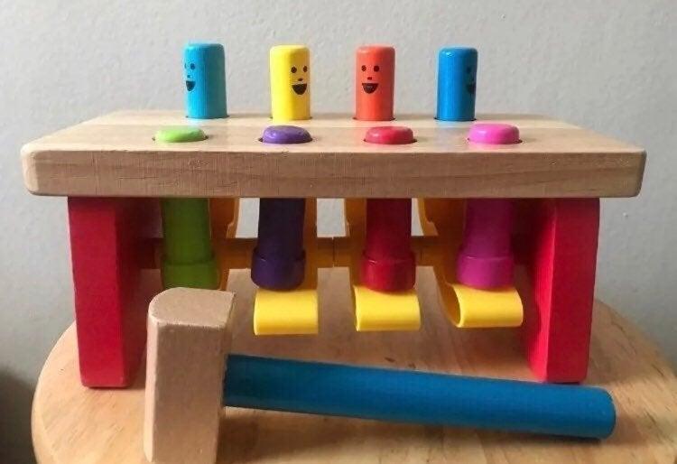 Melissa & Doug Cause & Effect Toy