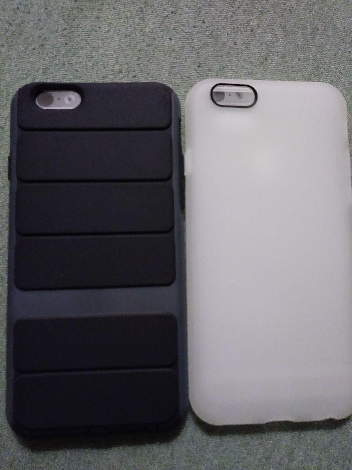 2 cases iphone 6/6s