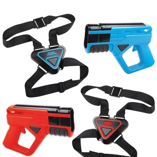 The Sharper Image Electronic Laser Tag -