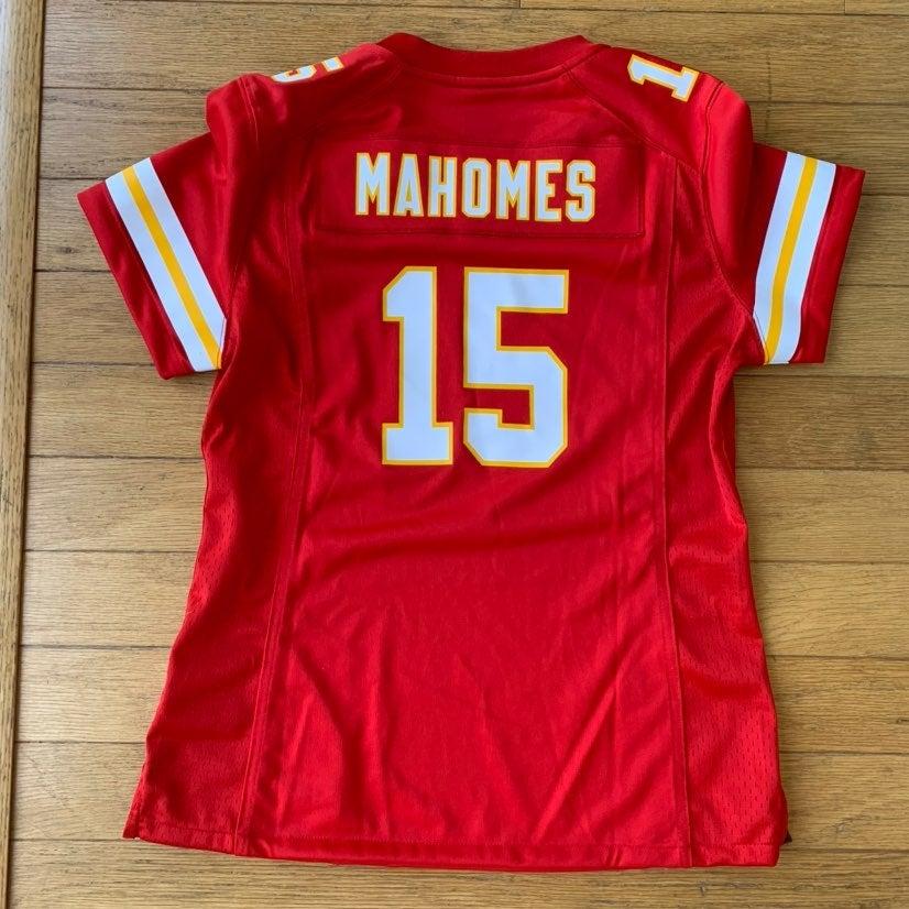 Womens Nike NFL Mahomes KC chiefs Jersey