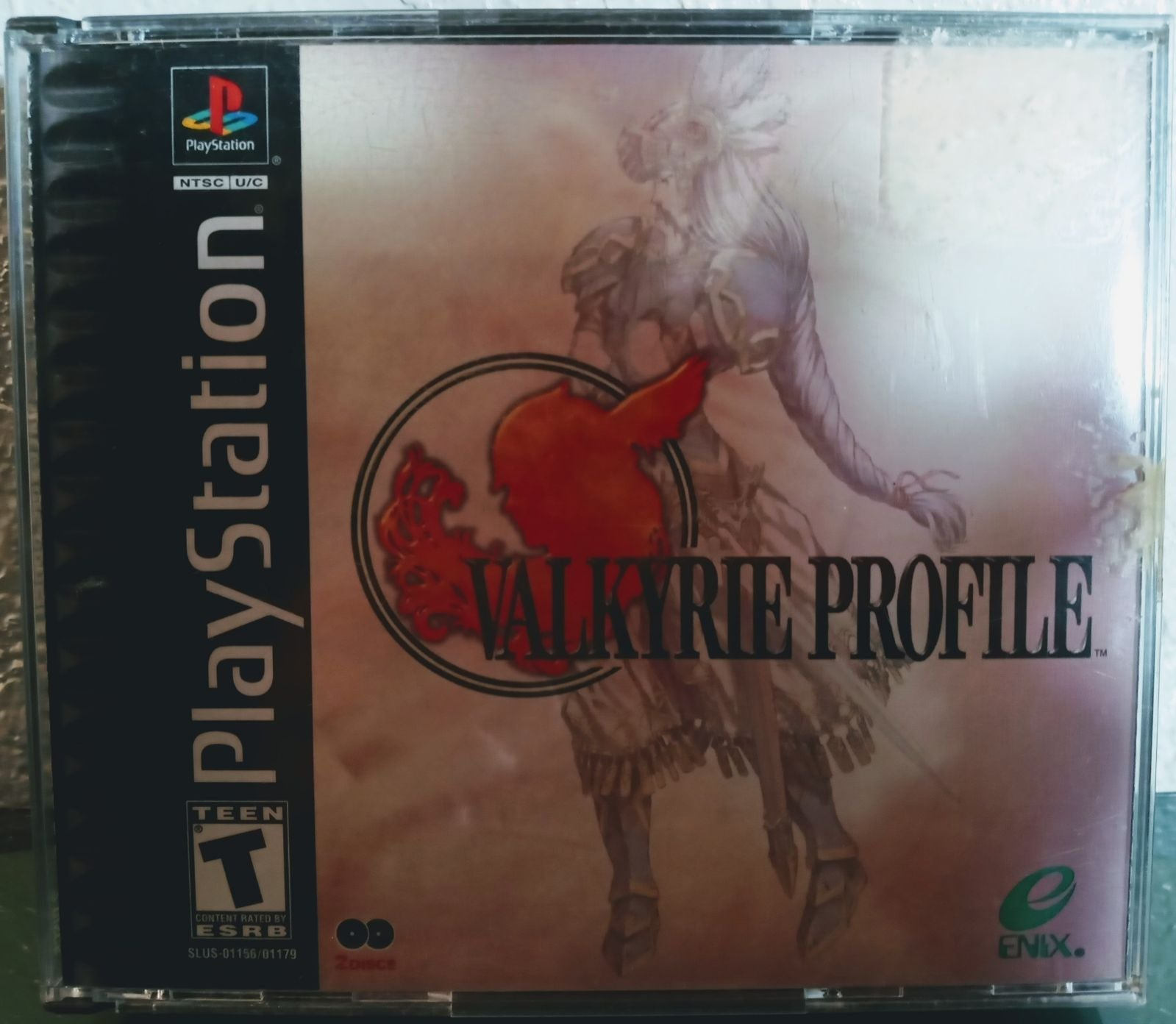 Valkyrie Profile CompletePS1
