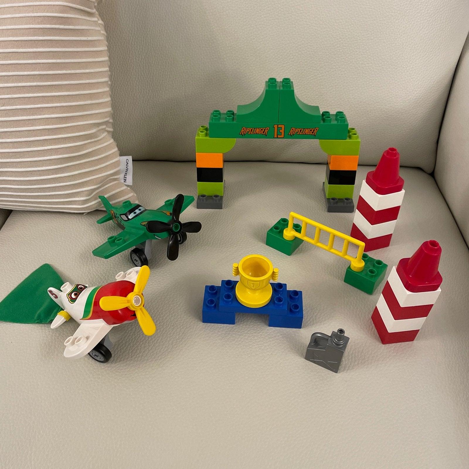 Lego Duplo disney planes ripslinger set