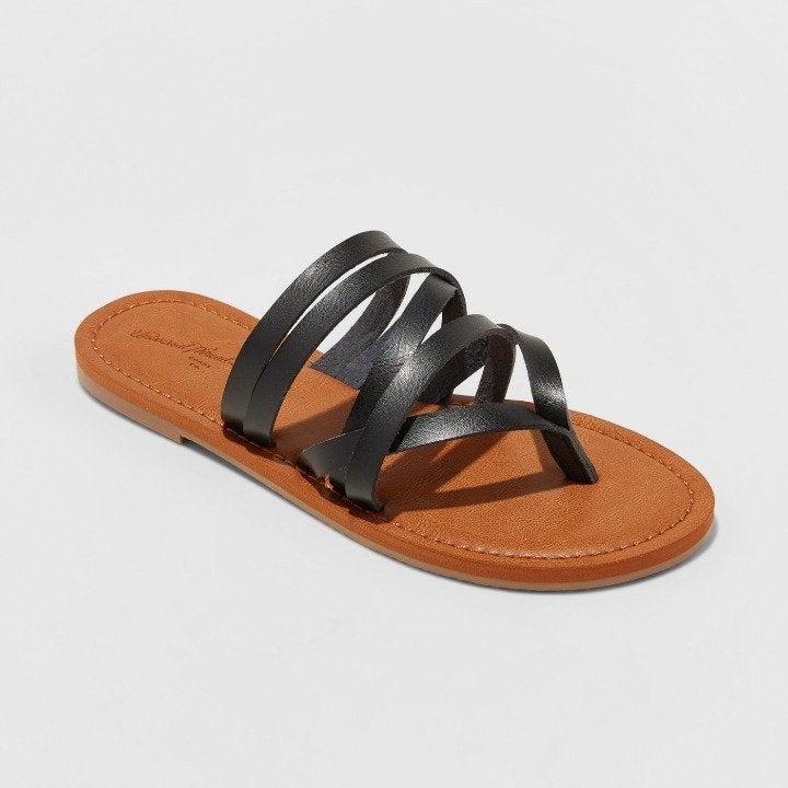 Universal Thread Maritza Slide Sandals 8
