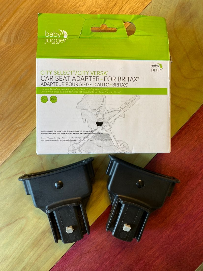 City select carseat adapter britax