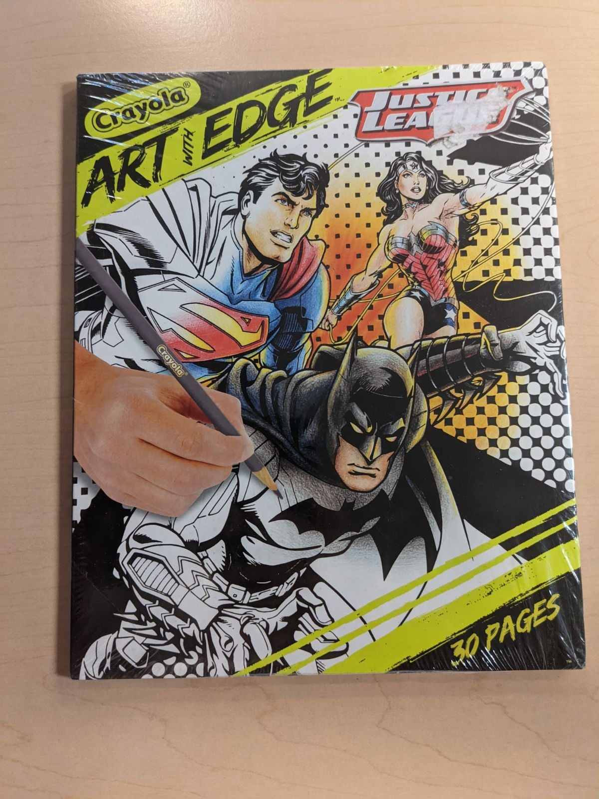 Art with Edge Justice League