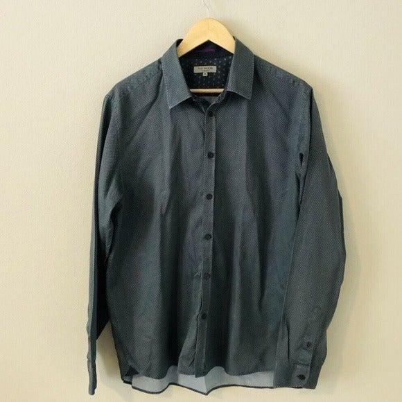 Ted Baker London Mens Dress Shirt Small