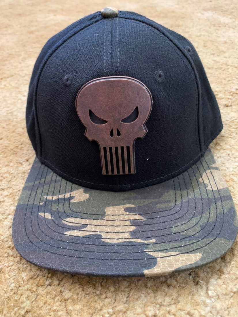 Marvel Comics The Punisher Snapback hat