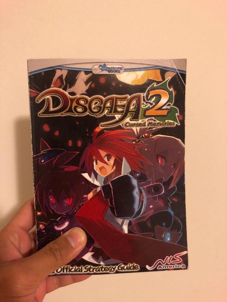 disgaea 2 strategy guide intense