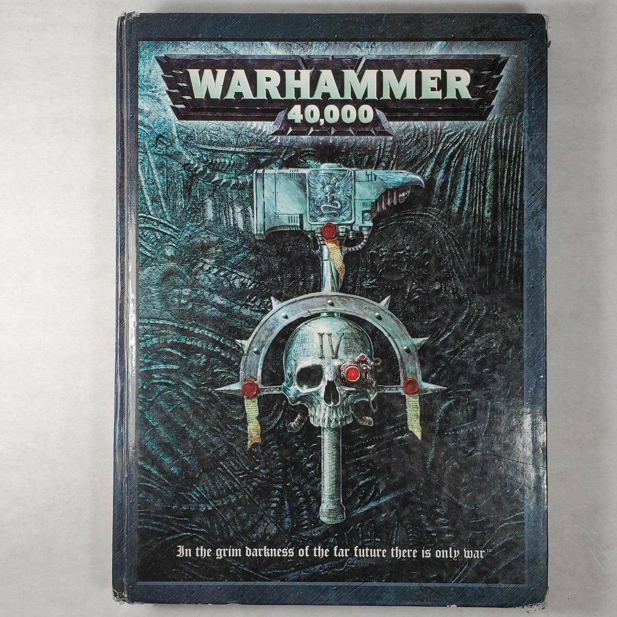 Warhammer 40k Core Rule Book 4