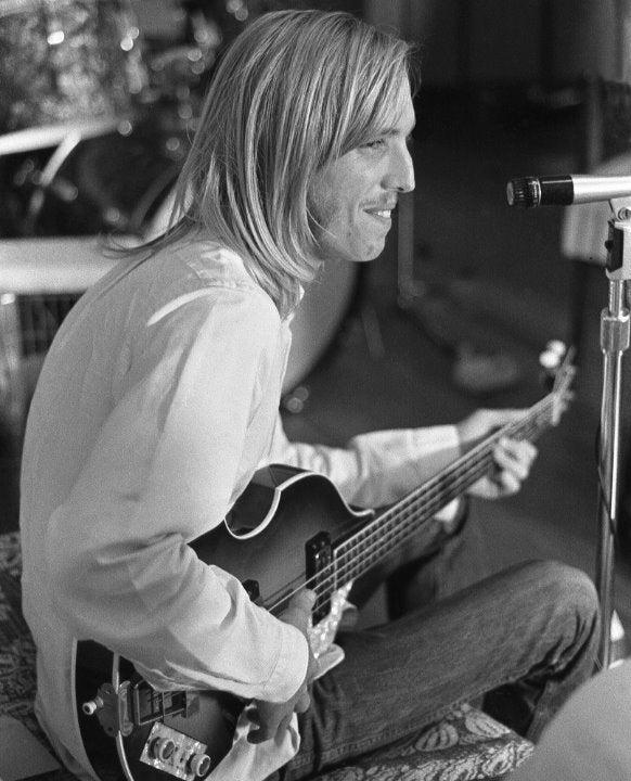 Tom Petty Heartbreakers 8x10 photo