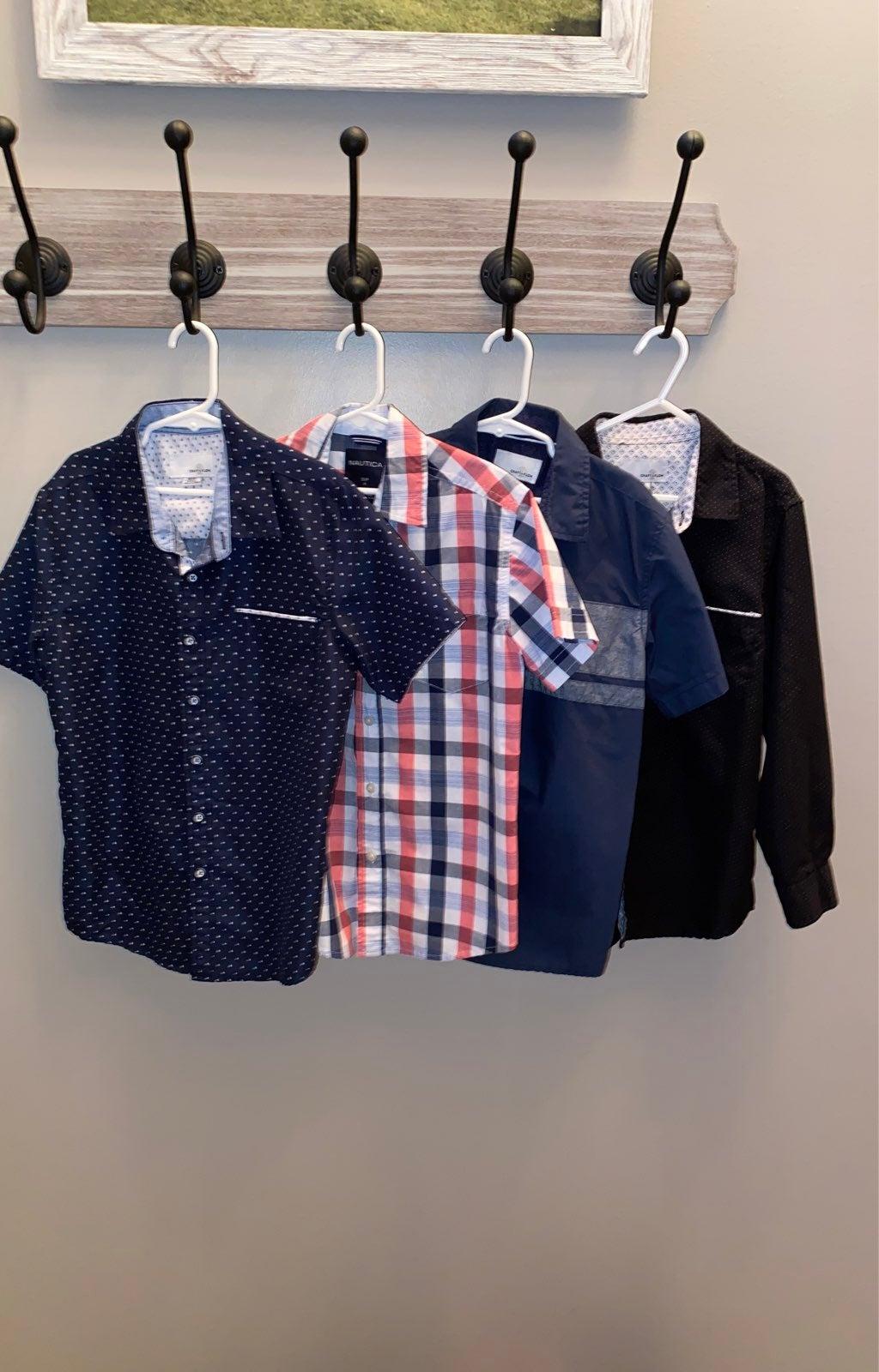 Boys dress shirt bundle